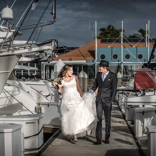 Ally + Jake | Cruising Yacht Club of South Australia