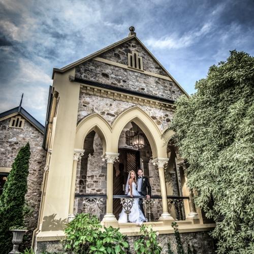 Jessica + Leigh | Mount Lofty House