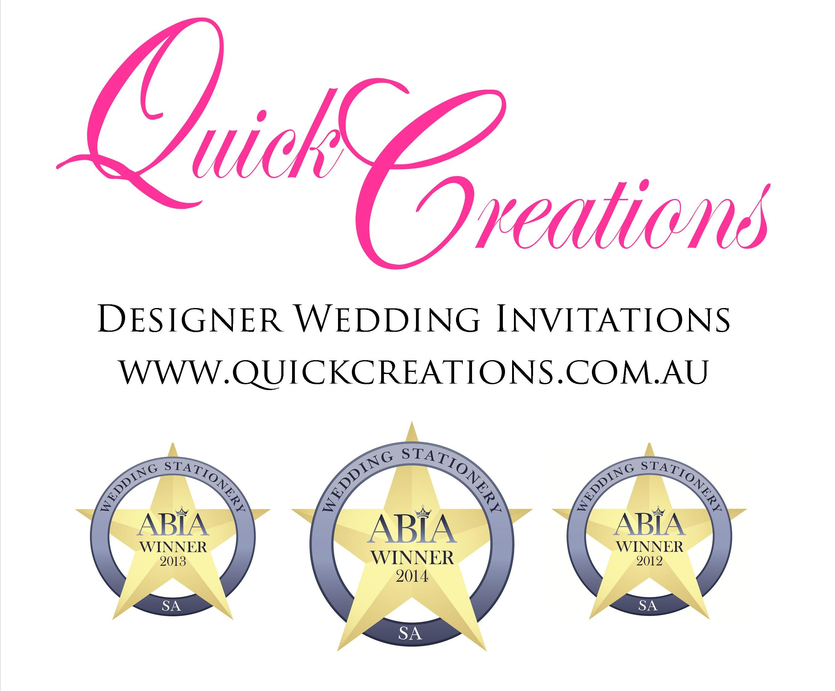 Quick Creations - NEW LOGO2014winner SQ