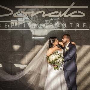 Monique + Shahrooz | Donatos and St Francis of Assisi