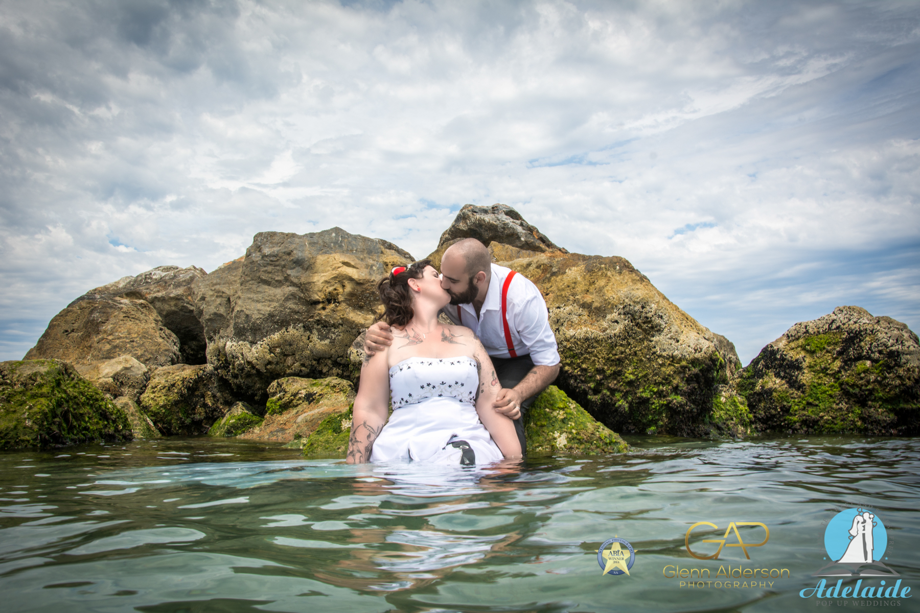 Adelaide Trash the dress