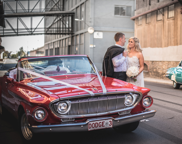 Iliana & Mathew Wedding