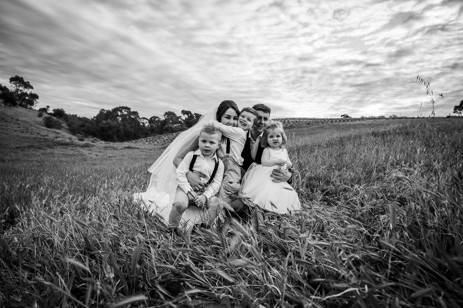 Paxton Wines, Mclaren Vale Wedding, South Australia